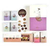 מארז שוקולד באהבה ענקית