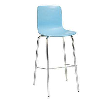 כסא בר למטבח בעיצוב עכשווי דגם רומאו במבחר גוונים לבחירה