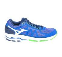 נעלי ריצה לגברים MIZUNO WAVE UNITUS 4 בצבע כחול לבן