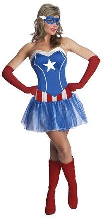 מיס קפטן אמריקה נשים