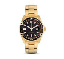 שעון צלילה מכני אוטומטי לגבר - SAN REMO Gold