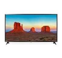 """טלוויזיה """"49 LG LED Smart TV ברזולוציית 4K  דגם 49UK6200Y + מנוי לסלקום TV ל – 3 חודשים מתנה"""