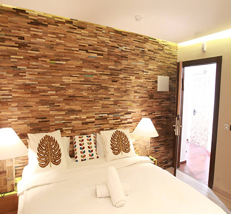 נופש זוגי חלומי במלון בוטיק ירדן ביץ' בלב תל אביב באווירה יוקרתית ושלווה החל מ-₪380 ללילה - תמונה 3