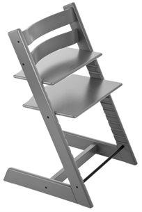 כיסא אוכל רב שלבי טריפ טראפ Tripp Trapp - אפור
