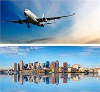 טיסה הלוך חזור לבוסטון רק בכ-$525*