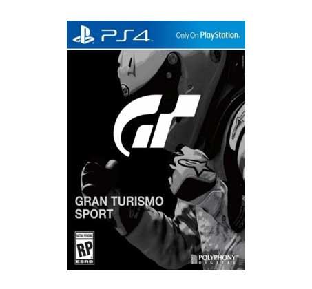 משחק GRAN TURISMO SPORT לקונסולה PlayStation 4 יבואן רשמי