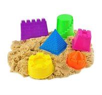 שקית חול הקסם 500 גרם במבחר צבעים