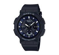 שעון יד אנלוגי דיגיטלי - כחול נייבי