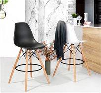 כסא בר בעיצוב מודרני דגם ריקו בצבעים לבחירה