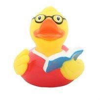 ברווז קורא ספר