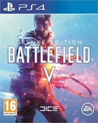 Battlefield V Deluxe Edition Ps4 באטלפילד 5 אירופאי! מכירה מוקדמת!