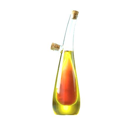 בקבוק מזיגה מעוצב עם פקקים TYPHOON