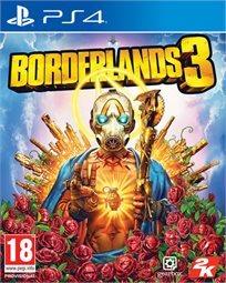 Borderlands 3 + Pre - Order Bonus Ps4 בורדרלנדס אירופאי!