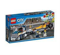 רכב העמסה סיטי 60151 - משחק לילדים 333 חלקים LEGO - משלוח חינם