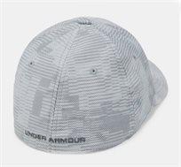 כובע מצחיה UNDER ARMOUR לגברים בצבע אפור בהיר