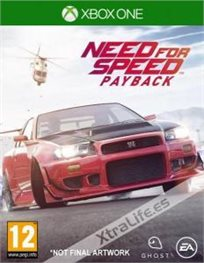 Need For Speed Payback Xbox One אירופאי!