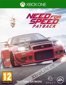 Need For Speed Payback XBOX ONE אירופאי! - תמונה 1