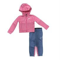 Nike  חליפה (6-2 שנים) - ורוד