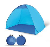 נעים בים! אוהל חוף פתיחה מהירה, מתאים לשימוש במגוון מקומות, מגן מפני השמש ומתנקה בקלות