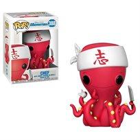 "Funko Pop - Cheff (Monsters Inc) 388  בובת פופ מפלצות בע""מ"