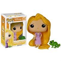 Funko Pop - Rapunzel & Pascal  (Disney) 147  בובת פופ רפונזל