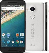 """טלפון סלולרי NEXUS 5 X מסך 5.2"""" מצלמה 12MP זיכרון RAM 2GB נפח אחסון 16GB כולל עדכוני תוכנה FOTA"""