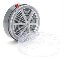 באזז קטלן יתושים ומעופפים סולארי לשימוש בבית ולגינה