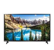 """טלוויזיה """"49 LG LED Smart TV  ברזולוציית 4K דגם 49UJ630Y -מתצוגה"""
