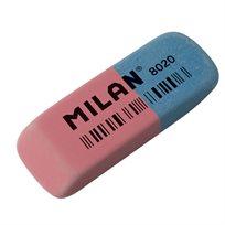 מחק לשרטוט כחול/אדום 8020 Milan