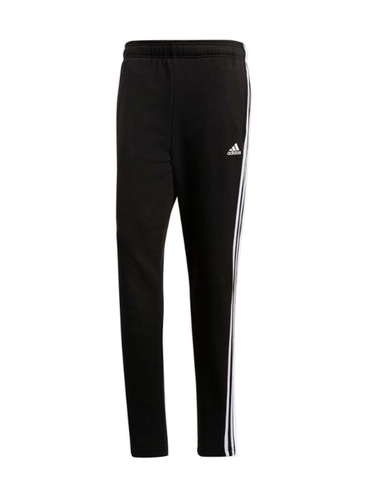 Adidas גברים // Essentials 3-Stripes Pants Black