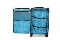 It סט 3 מזוודות קלות במיוחד כחול