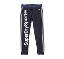 מכנסי אימון לגברים SUPERDRY COMBAT SPORT בצבע כחול נייבי