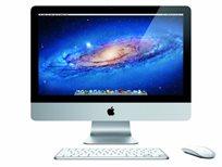 """מחשב Apple Imac Mc812ll All In One גודל 21.5"""" מעבד Intel Core I5 זיכרון 4Gb דיסק קשיח 1000Gb - מוחדש"""
