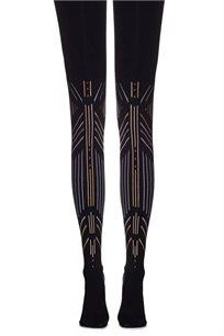 גרביון הליכה מצרית Zohara - שחור