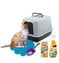ערכת חידוש שירותים לחתול