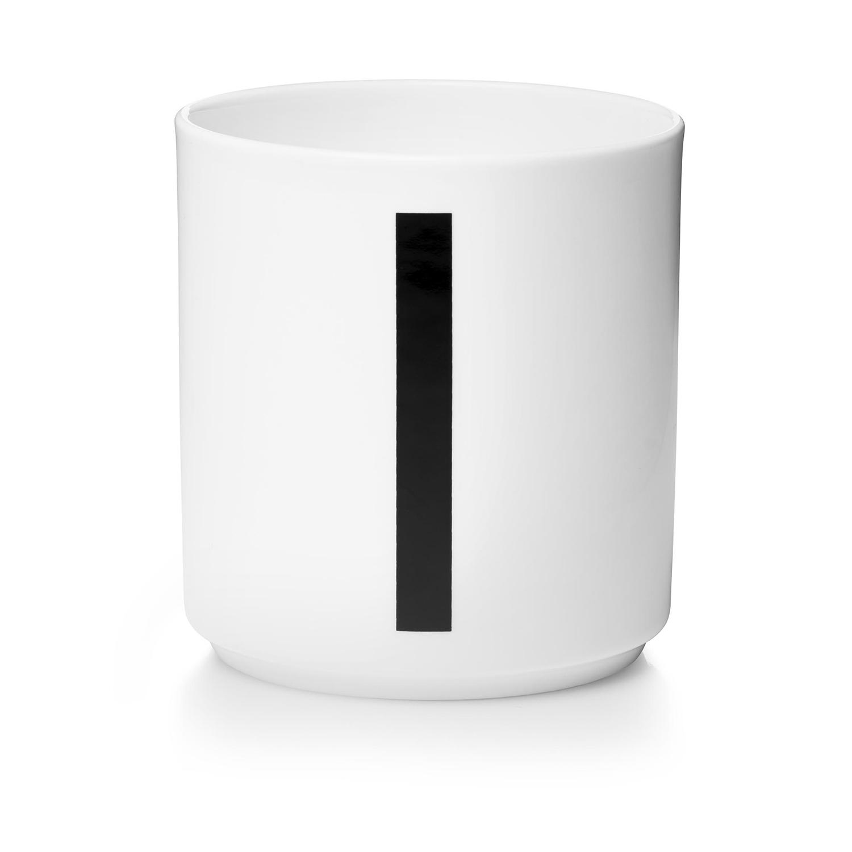 Design Letters// Porcelain Cup Aj I