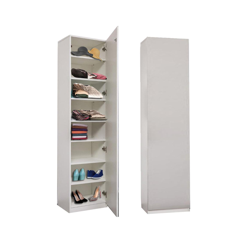 ארון אחסון עם דלת בעל 8 תאי אחסון דגם שגיא