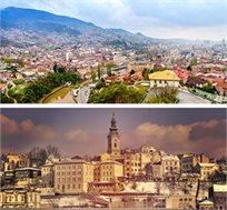 טיול מאורגן ל-7 ימים בסרביה ובוסניה רק בכ-$999*