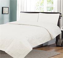 כיסוי מיטה 150X200 אלגנטי בצבעים לבחירה