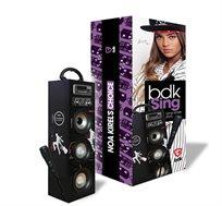 מערכת קריוקי ביתית BDK SING דגם AS02