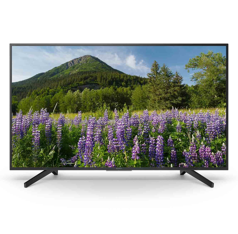 """טלוויזיה """"49 Smart TV LED ברזולוציית 4K דגם KD-49XF7096BAEP"""