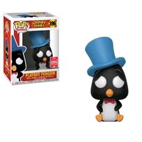 Funko Pop - Playboy Penguin Exclusive (Loony Toons) 396  בובת פופ