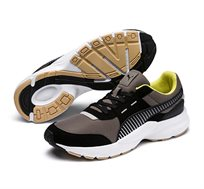 נעלי ספורט Puma Future Runner לגברים - שחור/אפור