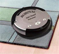 בירידת מחיר! השואב הרובוטי Robovac Professional, עם שלט, תחנת עגינה וקיר וירטואלי + מתנה!