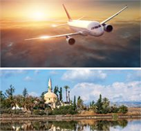 טיסות ללרנקה - קפריסין ל-5 לילות החל מכ-$279*