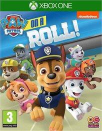 PAW Patrol On A Roll Xbox one אירופאי!