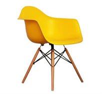 כסא מעוצב לפינת אוכל במגוון צבעים לבחירה דגם נועם
