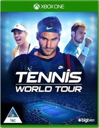 Tennis World Tour Xbox One במלאי! אירופאי!