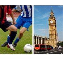 כדורגל אנגלי במיטבו! קווינס פארק ריינג'רס מול מנצ'סטר סיטי! 3 לילות + כרטיס למשחק רק בכ-£729* לאדם!
