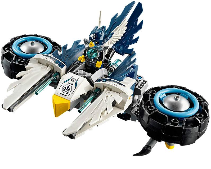ניס אופנוע מקטגוריית צ'ימה מבית LEGO - דגם 70007! IO-09